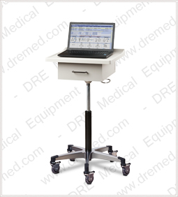 Clinton Large Tec-Cart Mobile Work Station with Drawer
