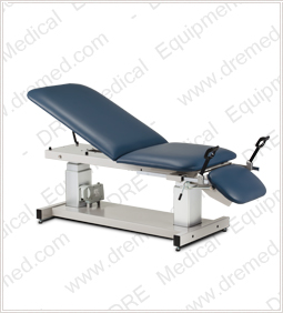 Clinton Multi-Use Ultrasound Table - 80069 back up stirrups