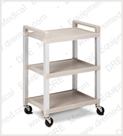 Clinton Plastic Utility Cart - TC-50