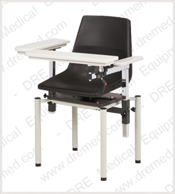 Clinton SC Series Phlebotomy Chair - 6040-P