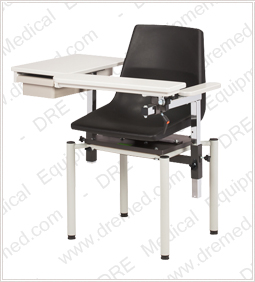 Clinton SC Series Phlebotomy Chair - 6049-P