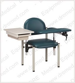 Clinton SC Series Phlebotomy Chair - 6059-U