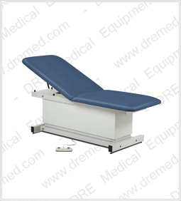 Clinton Shrouded Power Exam Table - 81200