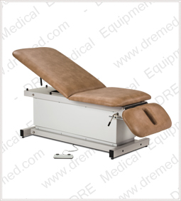 Clinton Shrouded Power Exam Table - 81330