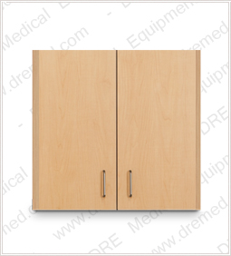 Clinton Single Wall Cabinet with 2 Doors