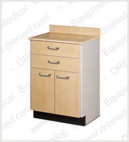 Clinton Treatment Cabinet with 2 Doors and 2 Drawers - 8822