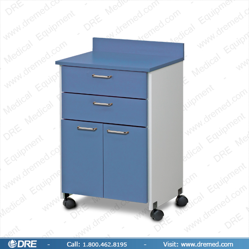 Clinton Treatment Cabinet with 2 Doors and 2 Drawers