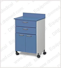 Clinton Treatment Cabinet with 2 Doors and 2 Drawers - 8922
