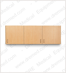 Clinton Wall Cabinet with 3 Doors - 8272