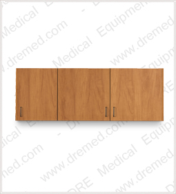 Clinton Wall Cabinet with 3 Doors - 8266