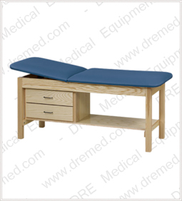 Clinton Treatment Table with Drawers - 1013