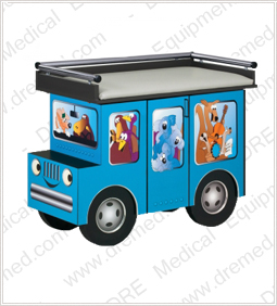 Clinton Fun Series Pediatric Examination Table Aussie Buggy