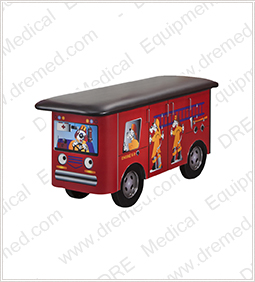 Clinton Fun Series Pediatric Examination Table Fire truck