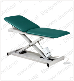Clinton Open Base Power Table with Adjustable Backrest - 80200