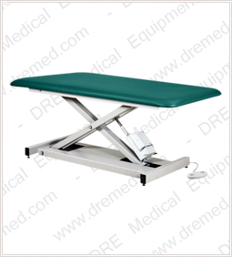 Clinton Extra Wide Bariatric Straight Top Power Table - 84100