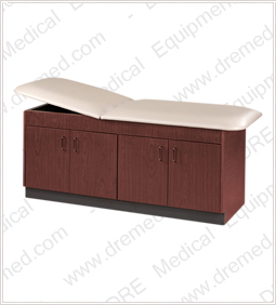 Clinton Cabinet Style Laminate Treatment Table - 9074