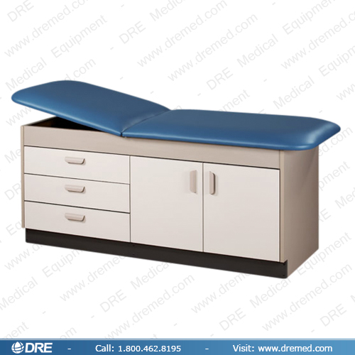 Clinton Cabinet Style Laminate Treatment Table - 9105