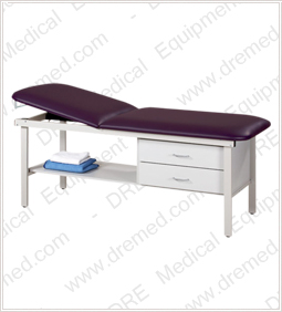 Clinton Treatment Table with Drawers - 3013
