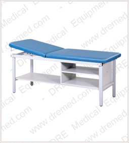 Clinton Treatment Table with Shelving - 3030