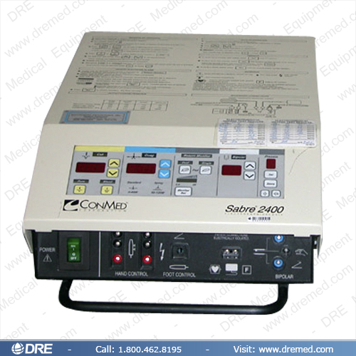 Refurbished - Conmed Sabre 2400