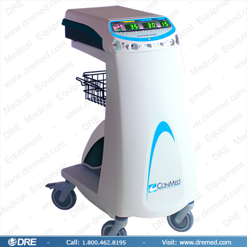 Conmed System 5000 with Cart