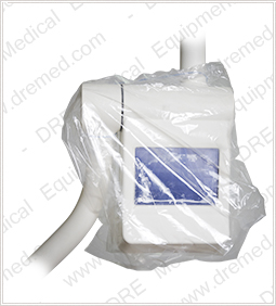 "Light Screen Cover, 10"" x 10"", Disposable Sterile"