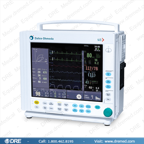 new and used anesthesia monitors agent gas monitoring rh dremed com Datex-Ohmeda Logo Datex-Ohmeda Anesthesia Machine