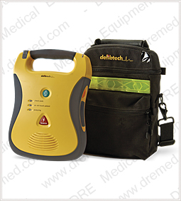 DefibTech Lifeline AED with Case