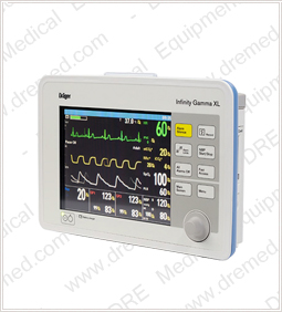 Drager Infinity Gamma XL Patient Monitor