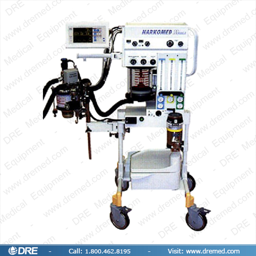 Drager Narkomed M Anesthesia Machine