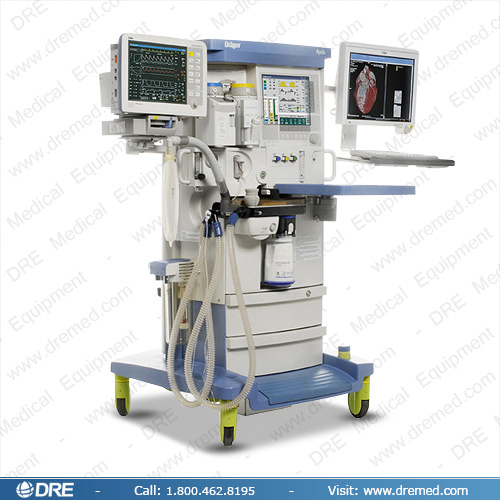 Drager Apollo Anesthesia Machine