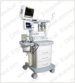 DRE Integra SL Anesthesia Machine Side