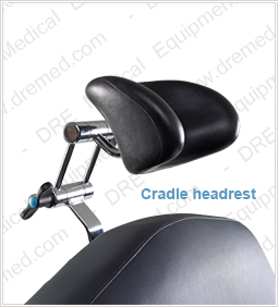 DRE Milano HT50 Cradle headrest