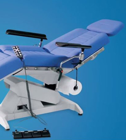 DRE Milano T-50 Power Procedure Table