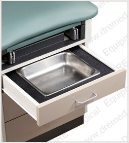 DRE Patient Exam Table pan