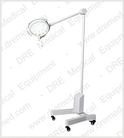 DRE SLS LED Mobile Lights bent