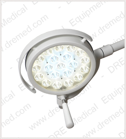 DRE SLS 2500 Surgical Light close up light head