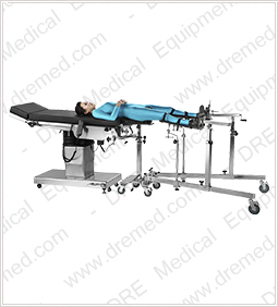 DRE Torino Ortho Surgery Table model
