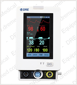 DRE Trax Patient Monitor