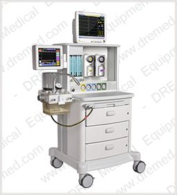 DRE Ventura CS5 Anesthesia System Right