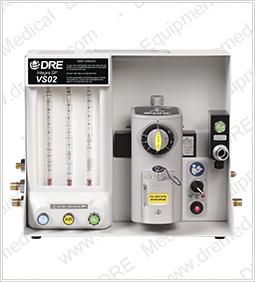 DRE Integra VSO2 Anesthesia Machine - front