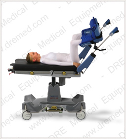 DRE Anetic-M Manual Mobile Surgery Table OBGYN
