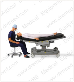 DRE Anetic-P Powered Mobile Surgery Table Opthalmics