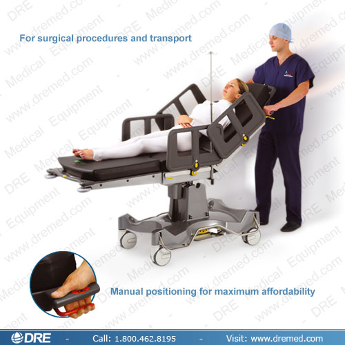 DRE Anetic-M Manual Mobile Surgery Table
