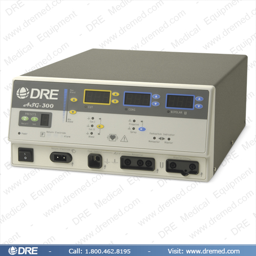 DRE ASG-300 Electrosurgical Unit ( ESU )