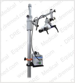 DRE Em1000 ENT Microscope - Pole Mounted