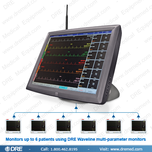 DRE Envoy PDM with Waveline Monitors