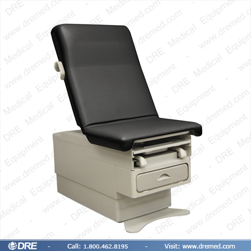 DRE Meridian Power Exam Table Black