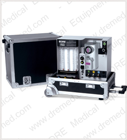 DRE Integra SP VSO2 Portable Anesthesia Machine