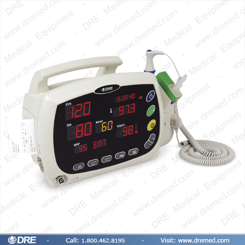 DRE Signal SP Vital Signs Monitor